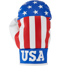 Boxing Glove Headcover - USA