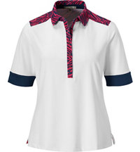 Women's Rosalie Short Sleeve Polo