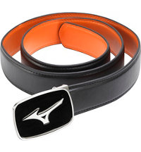 Men's Mizuno Plain Leather Belt