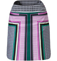 Women's Placement Print Skort