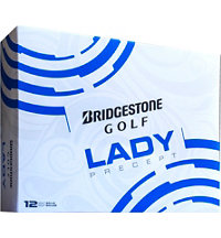 Personalized Lady Precept Golf Balls