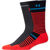 Men's Armourstyle Stripe Crew Sock Two-Pack