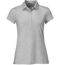 Women's Precision Print Short Sleeve Polo
