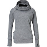 Women's Bunker Funnel Neck Long Sleeve Top