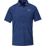 Men's TW Max Swing Knit Heathered Short Sleeve Polo