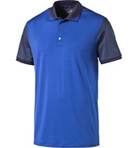 Men's Tailored Rib Short Sleeve Polo