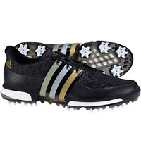 Men's Tour360 Prime Boost Olympic Edition Spiked Golf Shoe - Core Black/Gold Metallic
