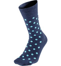 Men's Dot Crew Socks