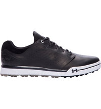 Men's UA Tempo Hybrid Spikeless Golf Shoes - Black