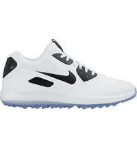 Men's Air Zoom 90 Spikeless Golf Shoes - White/Volt/Black