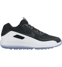 Men's Air Zoom 90 Spikeless Golf Shoes - Black/White/Volt/Anthracite