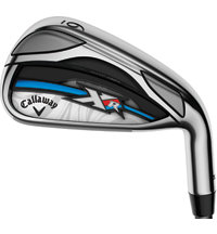 Lady's XR OS 4H,5H 6-PW,SW Combo Iron Set with Graphite