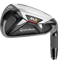 M2 4-PW,AW Iron Set with Graphite Shaft
