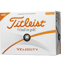 Velocity Double Digit Play Golf Balls