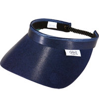 Women's Clear Dot Visor