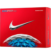 RZN Speed Red Golf Balls
