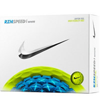 RZN Speed White-Volt Golf Balls