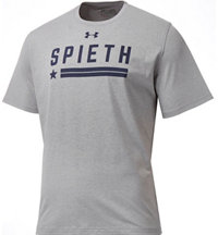 Men's Spieth Graphic Short Sleeve T-Shirt