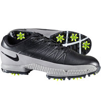 Men's Air Zoom Attack Spiked Golf Shoes - Black/Volt/Cool Grey