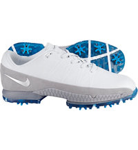 Men's Air Zoom Attack Spiked Golf Shoes - Pure Platinum/Metallic Silver/Wolf Grey