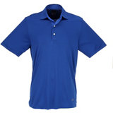 Men's Stripe Short Sleeve Polo