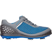 Men's Cage EVO Spiked Golf Shoes - Bermuda Blue