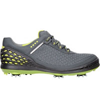 Men's Cage EVO Spiked Golf Shoes - Dark Shadow/Sulphur