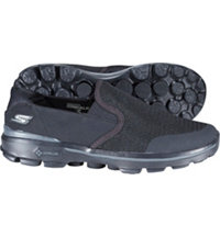 Men's Go Walk 3 Spikeless Golf Shoes - Black (#53988-BBK)