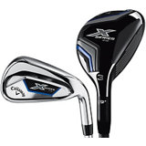Lady X Series N416 Combo Irons 4H,5H 6-A Graphite Shafts