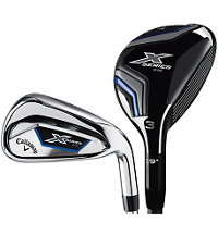 X Series N416 Combo 4H,5H 6-A Irons Steel Shafts