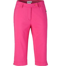 Women's Allison Solid Capri Pants