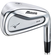 Blemished MP-H4 3-PW Iron Set with Steel Shafts