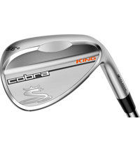Cobra King Satin Wedge
