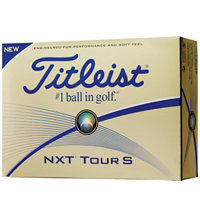 Personalized NXT Tour S Golf Balls