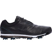 Men's Tempo Tour Spiked Golf Shoes - Black