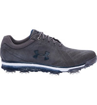 Men's Tempo Tour Spiked Golf Shoes - Gravel/Academy