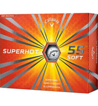 Personalized Superhot 55 Golf Balls