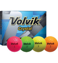 Crystal Assorted Golf Balls