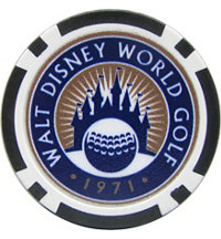 Logo Poker Chip