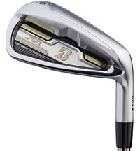 JGR Hybrid Forged 6-PW2 Iron Set with Steel Shaft