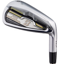 JGR Individual Forged Hybrid Iron with Graphite Shaft