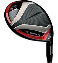 Preowned 2013 FT Optiforce Mens Fairway Wood
