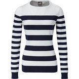 Women's Nautical Long Sleeve Sweater