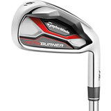 Aeroburner HL 4-PW, AW Iron Set with Steel Shaft