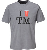 Men's Love TM Short Sleeve T-Shirt