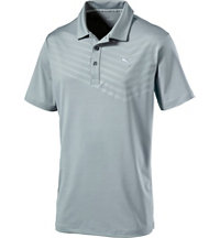 Men's Prism Stripe Short Sleeve Polo