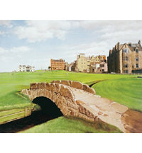Canvas Art - St. Andrews