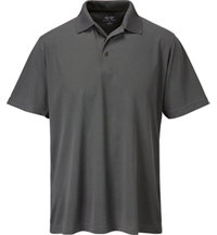 Men's Two-Tone Short Sleeve Polo