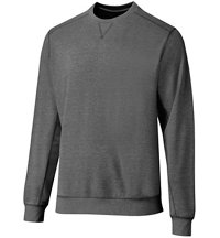 Men's Long Sleeve Crew Neck Pullover
