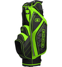Personalized 2016 Cirrus Cart Bag